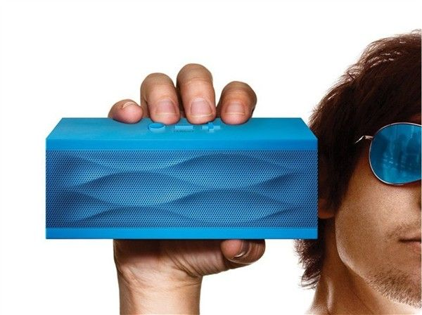 Groove To The Jambox Worlds First Smart Speaker 2