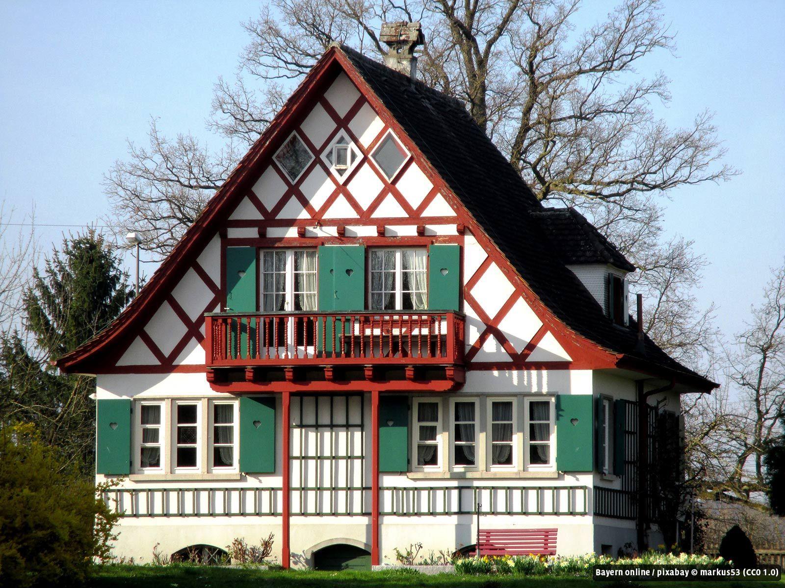 fränkische fachwerkhäuser Sehenswertes