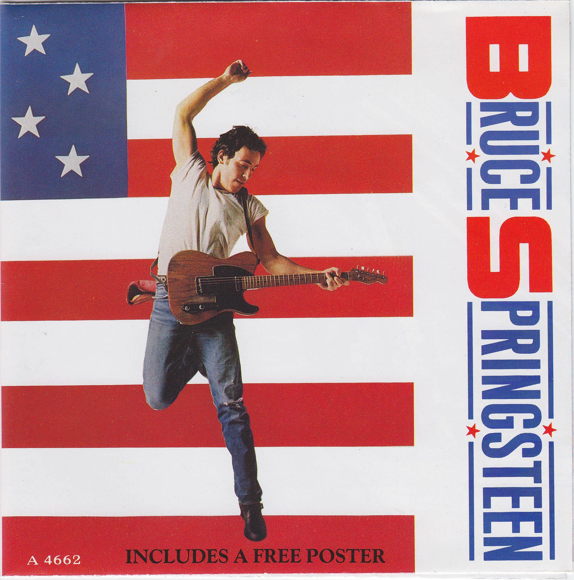 Bruce Springsteen Cover Me Caratula Musica