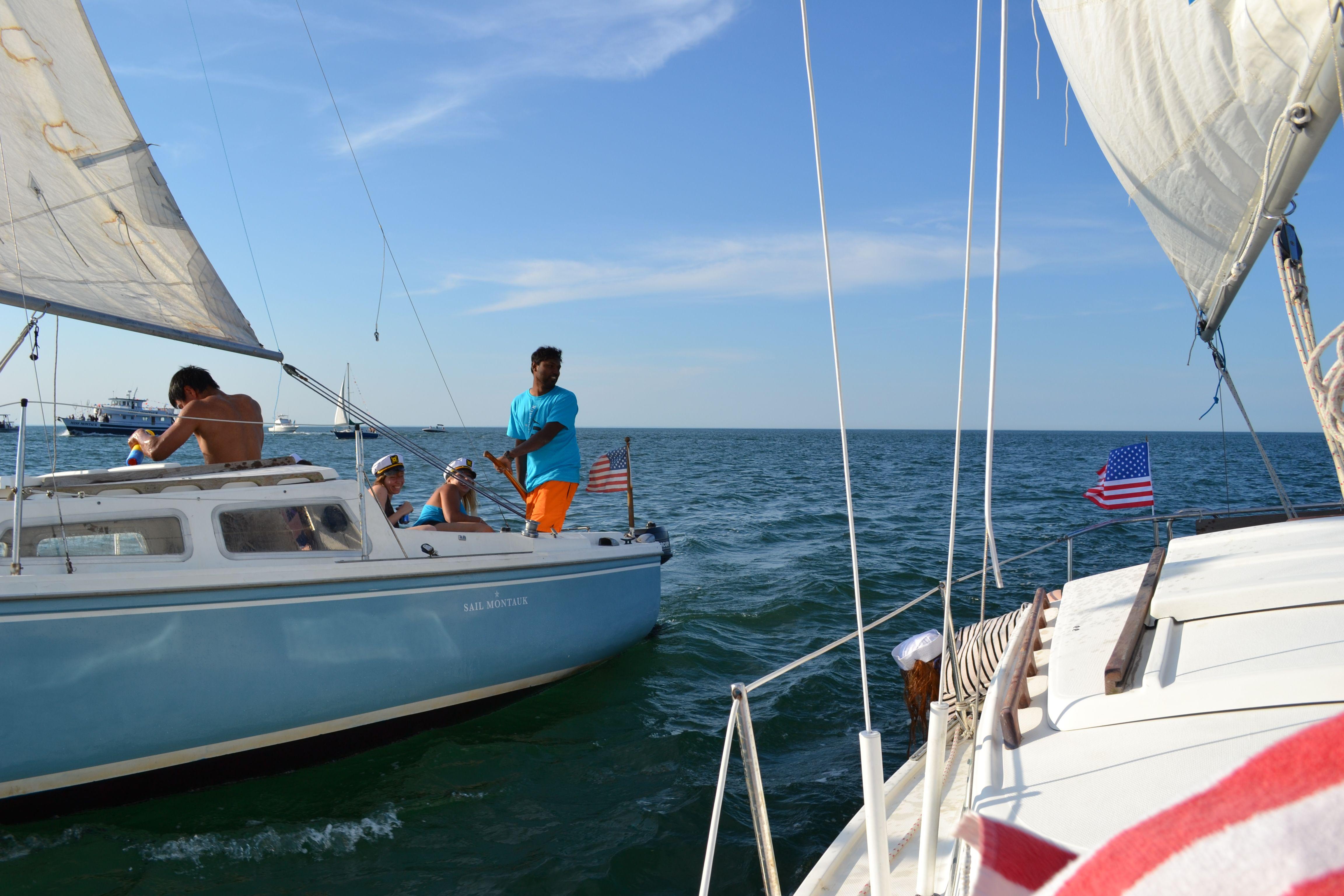 Catalina 22, tandem sailing   sailing   Sailing charters