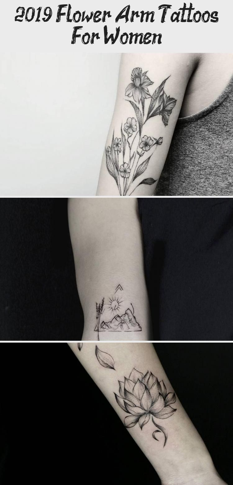 2019 Flower Arm Tattoos For Women Chic Better Tattootrendsmen Tattootrendsarm Tattootrendslatest Tattootrends In 2020 Tattoos Arm Tattoos For Women Tattoo Trends