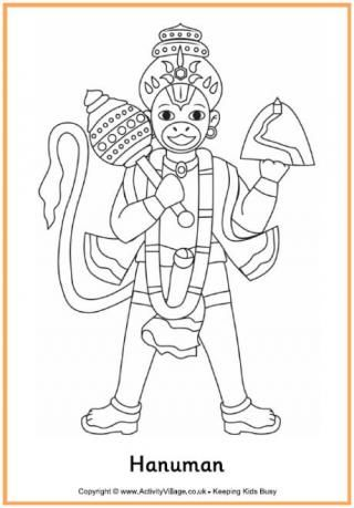 Diwali Colouring Pages Diwali Story Coloring Pages Diwali For Kids