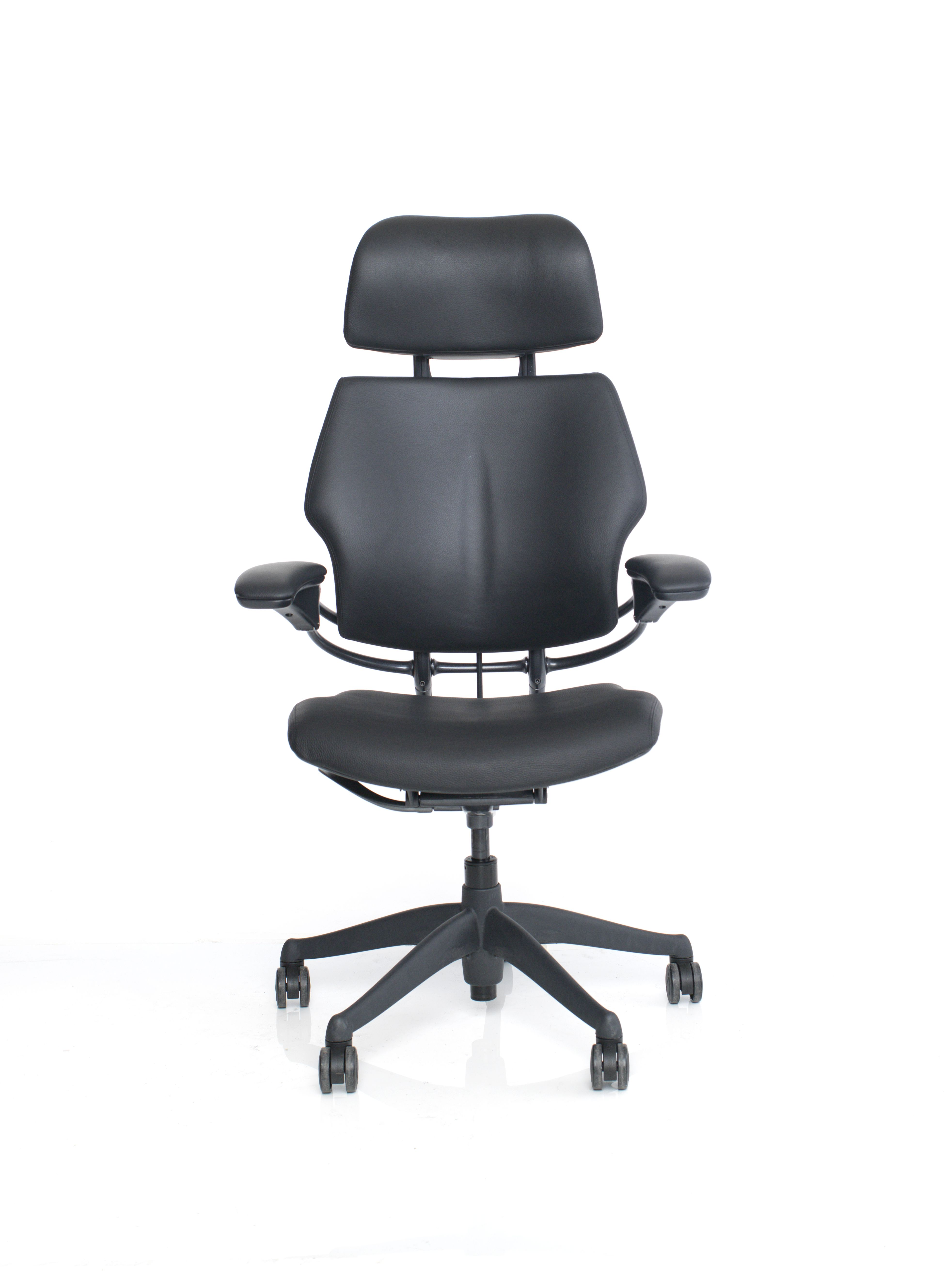Freedom Furniture Head Office Freedom Headrest Humanscale Niels Diffrient Black Office