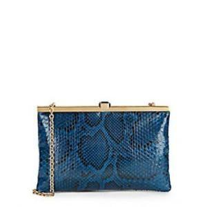 50% off Dolce & Gabbana - Shoulder Bag Snakeskin Ottanio - $1224.99 #dolce&gabbana #d&g #dolce #gabbana #ottanio #shoulderbag #snakeskin