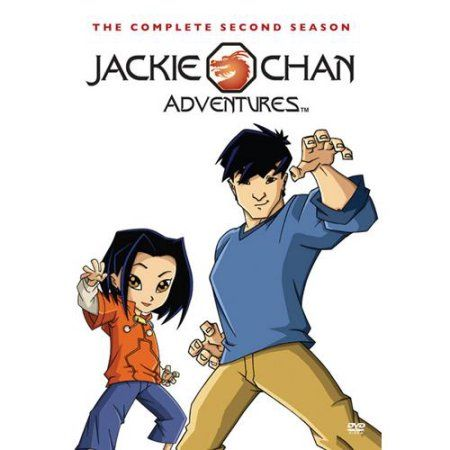 Jackie Chan Adventures The Complete Second Season Dvd Walmart Com In 2020 Jackie Chan Adventures Jackie Chan Jackie