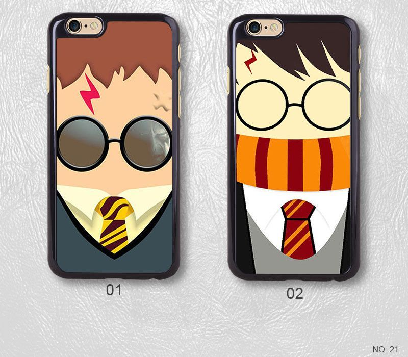 Harry Potter Funny Character Protective Phone Case For iPhone case & Samsung case, H21