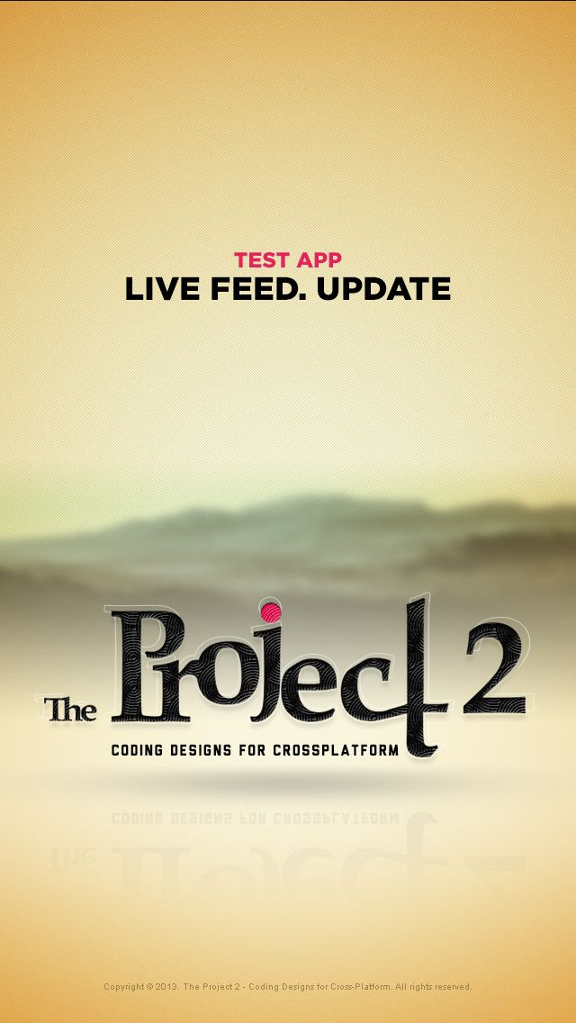 The Project 2