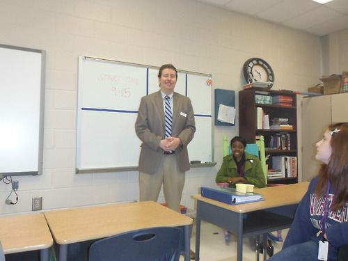 Evan Guthrie Law Firm Visits River Oaks Middle School In North Charleston Sc To Speak Students About What Lawyers Do For A Li Law Firm Estate Planning Guthrie