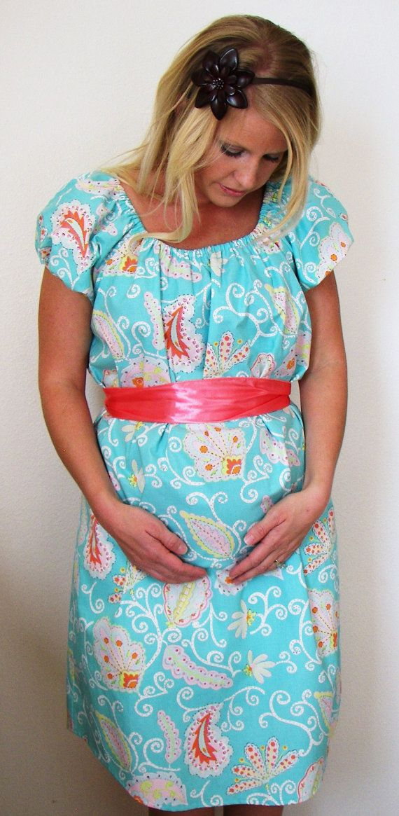 Megan -Chic Maternity Hospital Delivery Gown -Last one Medium Only ...