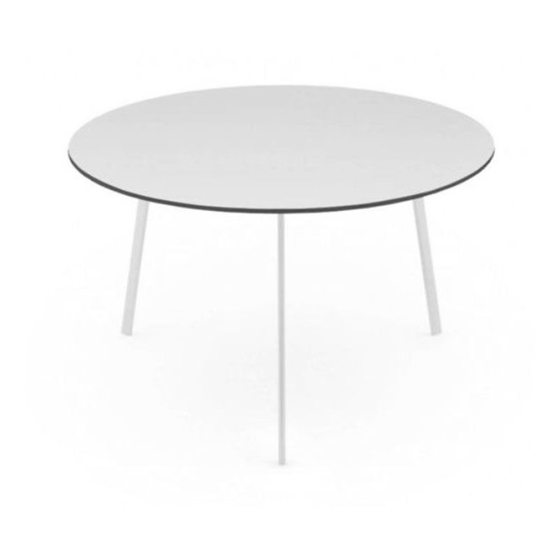 Magis Striped Tavolo Rond Tuintafel.Striped Round Table Olson And Baker Dining Tables In