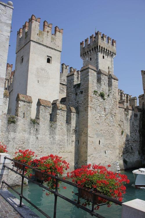 Jul 3 Sirmione (Lago Di Garda), Italy