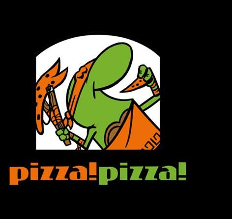 Pizza!Pizza! by Michael Myers Jr. Shirt sold on December