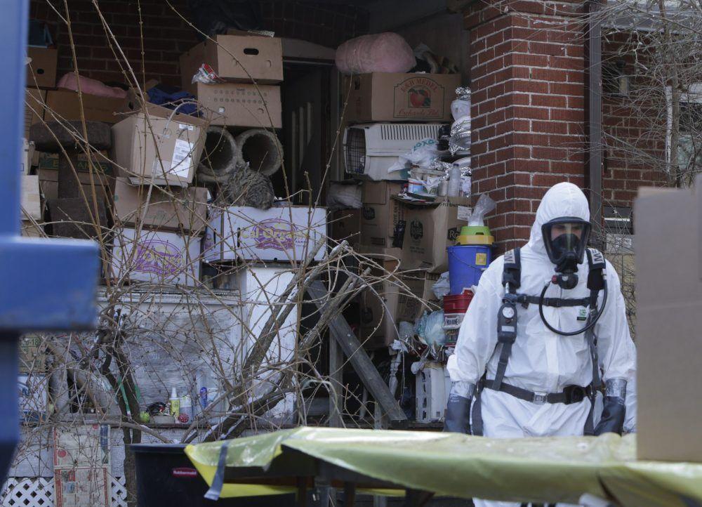 Documentary sheds light on hoarding disorder hoarding