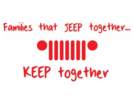 Jeep Girl ForeverDecal by HBApparelDecalsSigns on Etsy