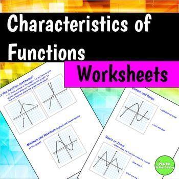 Functions | Algebra 1 ideas | High school curriculum, Math