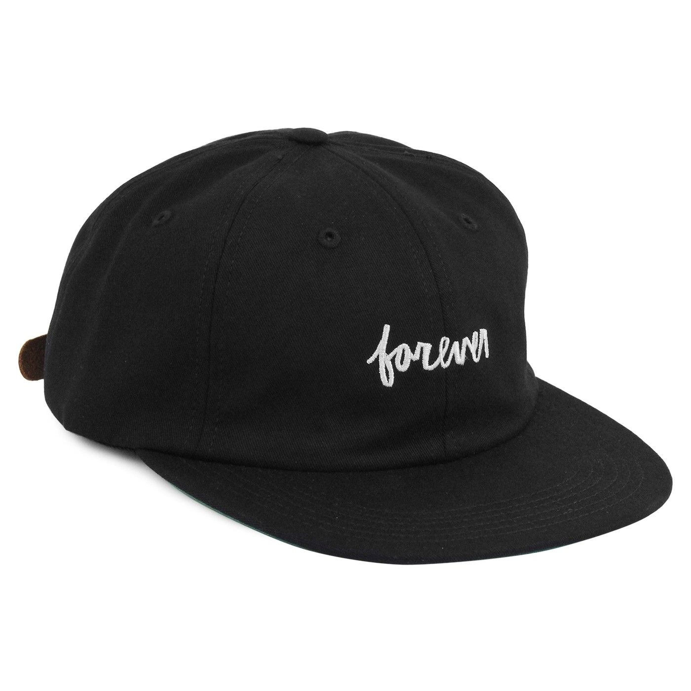 34a52cf3fbb HUF x Chocolate Forever 6 Panel Cap in Black
