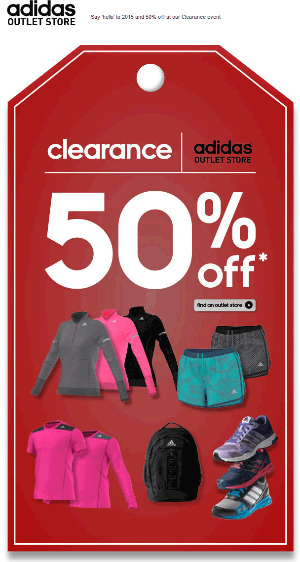 Adidas Outlet locations #coupon via
