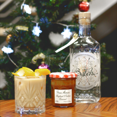 Cocktail Yuletide Flip — Craft Gin Club The UK's No.1