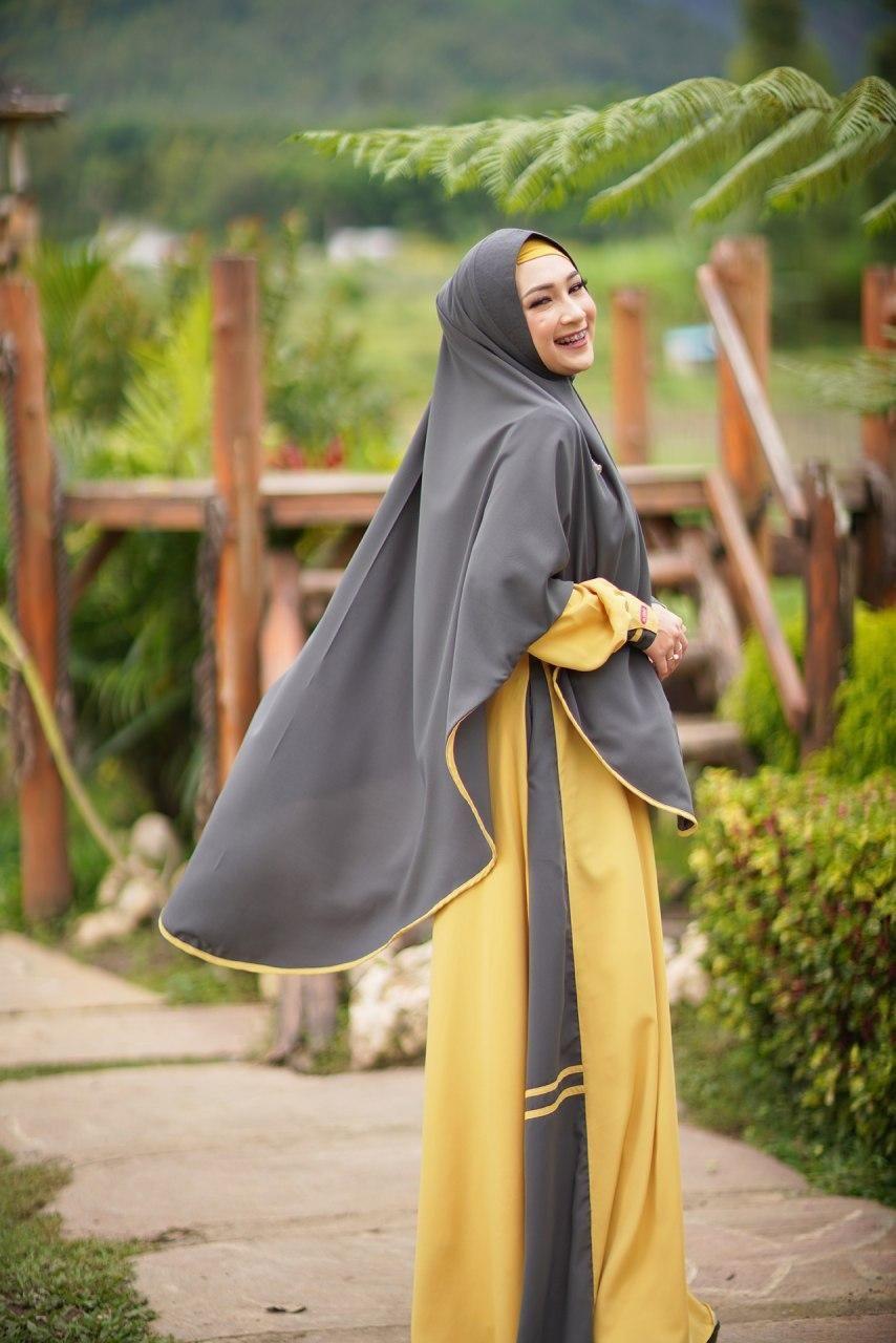 Model Baju Syari 2020