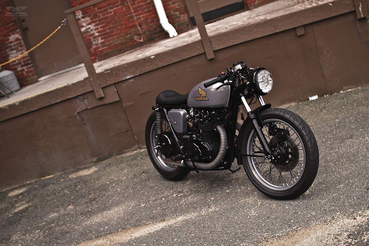 honda cafe racer vintage #98   moto   pinterest   vintage, honda e