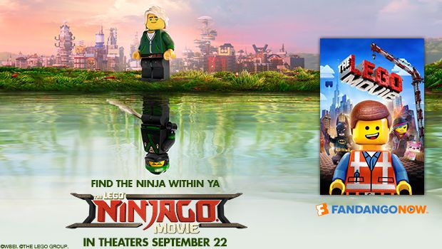 The Lego Ninjago Movie Times - Movie Tickets | Fandango | LEGO ...