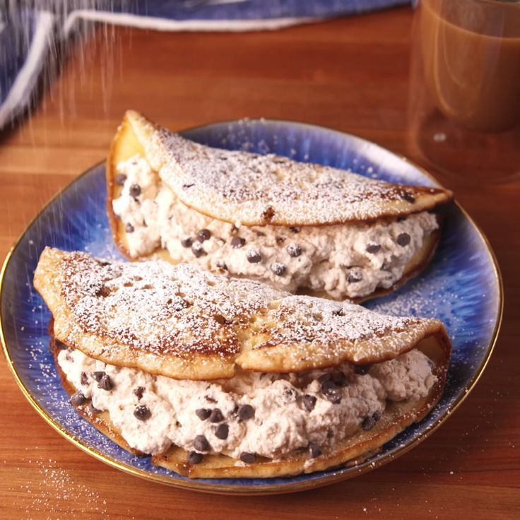 Photo of Cannoli Pancakes