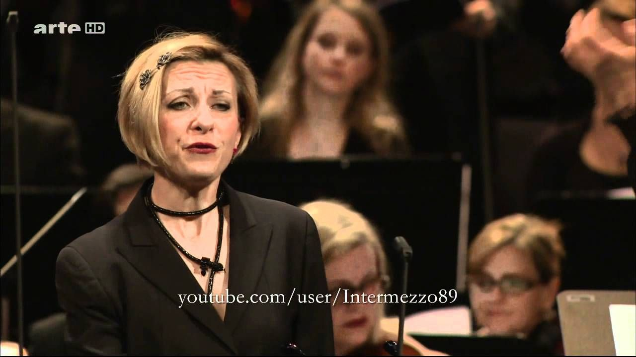 Natalie Dessay - Emilie Aria   Forêts paisibles - I Act  II Scene Les Indes Galante    Opera By Jean-Philippe Rameau