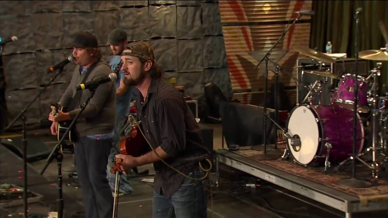 Randy Rogers Band Too Late For Goodbye Live At Farm Aid 25 Musica