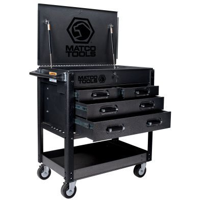 HEAVY DUTY SERVICE CART - SV | Tool Storage | Tool cart