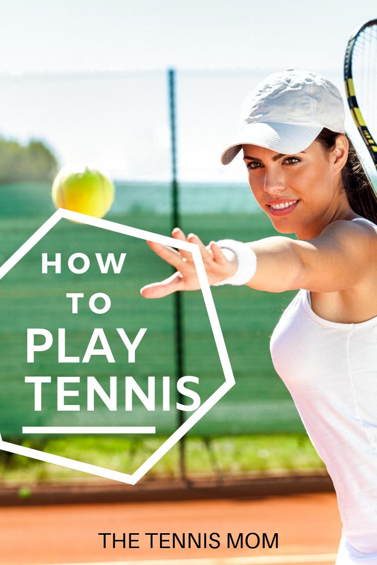 How To Play Tennis Play Tennis How To Play Tennis Tennis Workout