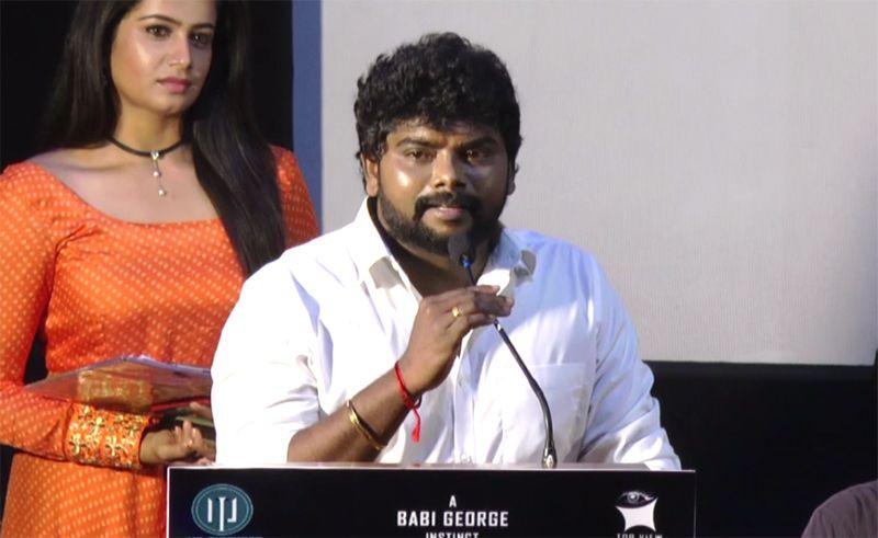 காமெடி நடிகர் டிஎஸ்கே கதையின் நாயகனாக நடிக்கும் 'புனிதன்'