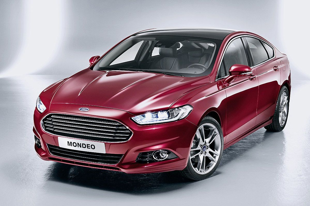 Bring modern looks in ford mondeo