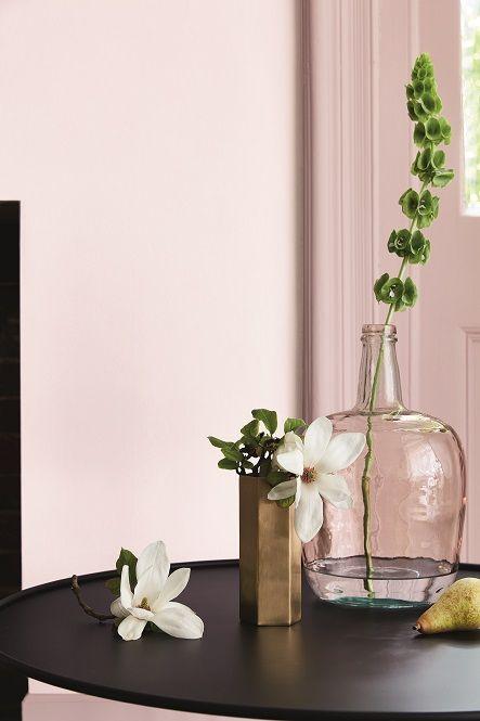 De verfkleuren Dorchester Pink - Mid 286 & Dorchester Pink 213 van ...