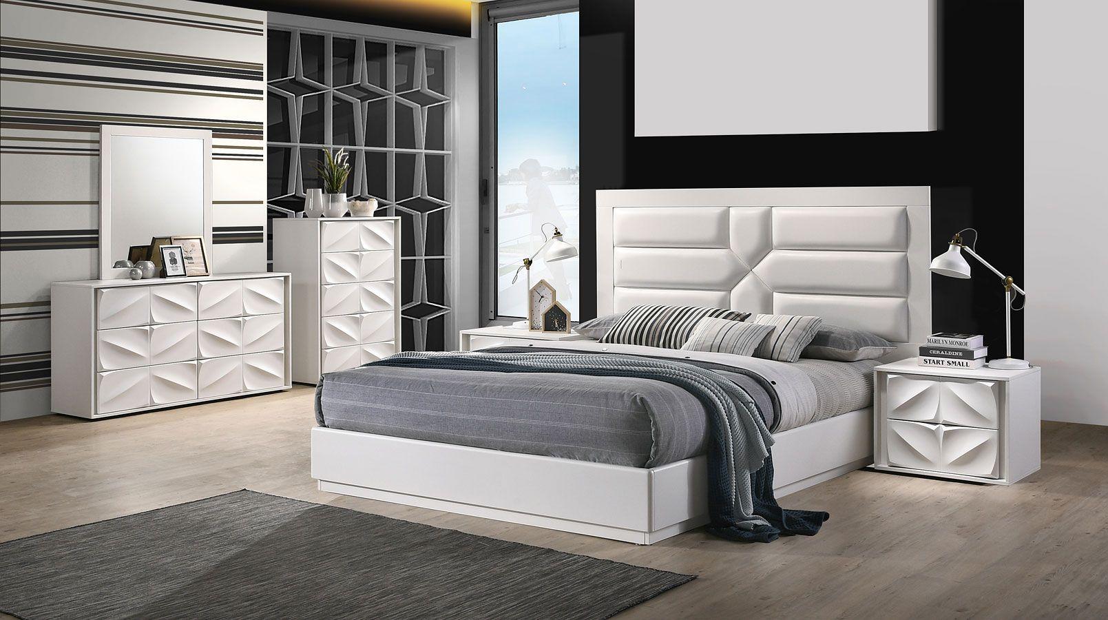 Amsterdam Platform Bedroom Set Platform Bedroom Sets Bedroom