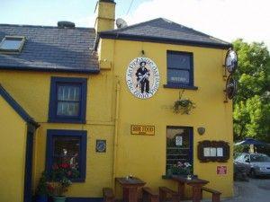 Blind Piper, Ring of Kerry, Ireland. Nog een keer een heerlijke folk en bring-your-own-instrument avond beleven