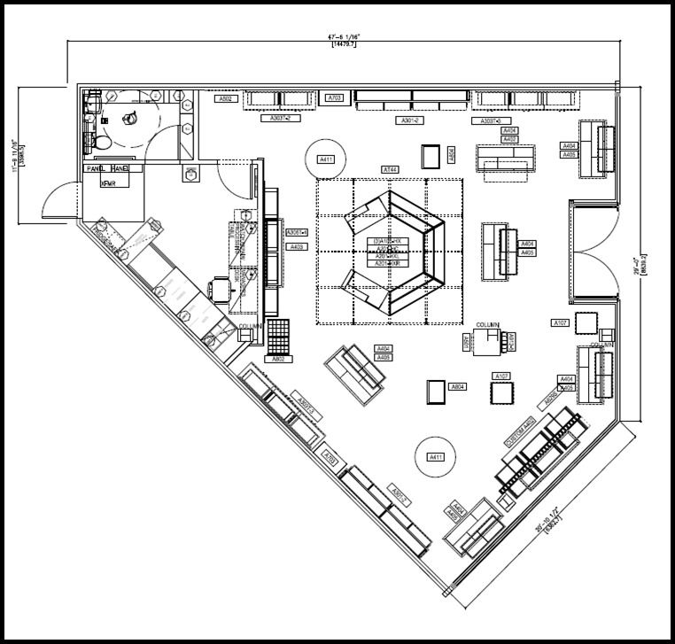 Preliminary Design Layouts Store layout, Layout design