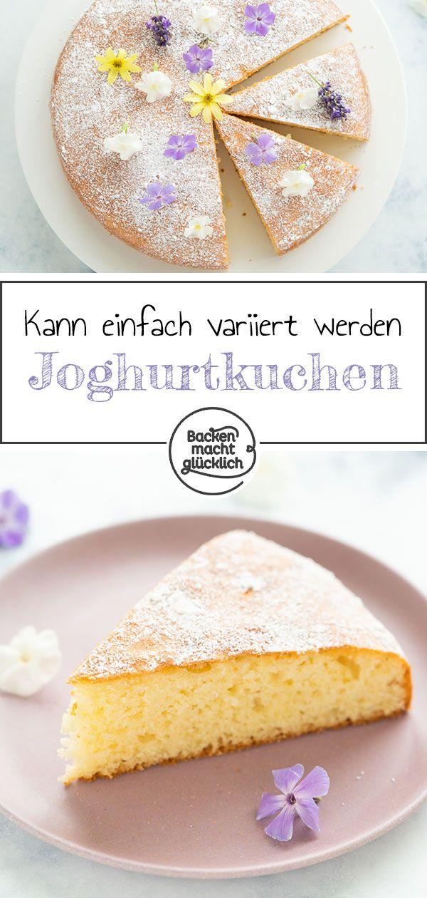 Joghurtkuchen #süßesbacken