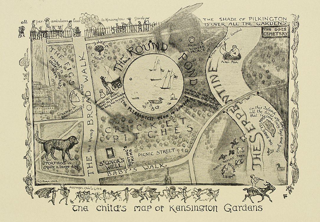 cdc6768d08850eb8065417ebe8dfbd01 - The Little White Bird Or Adventures In Kensington Gardens
