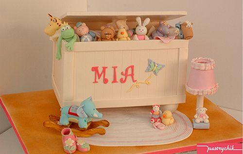 Toy Box Cake | Flickr: Intercambio de fotos