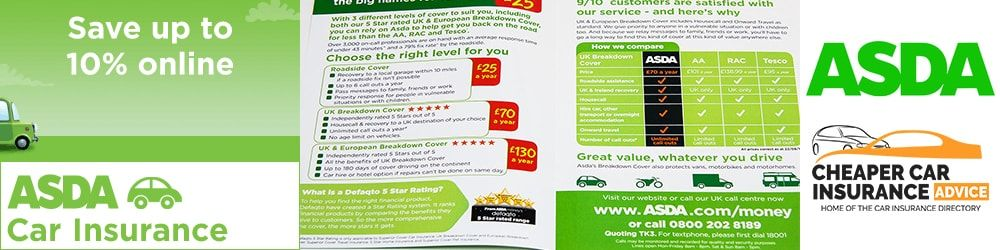 Asda Car Insurance Cheap Car Insurance Car Insurance Home