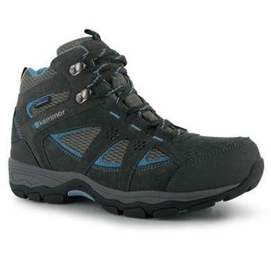 Mountain Mid Top Ladies Walking Boots