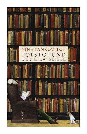 Nina Sankovitch, Tolstoi und der lila Sessel