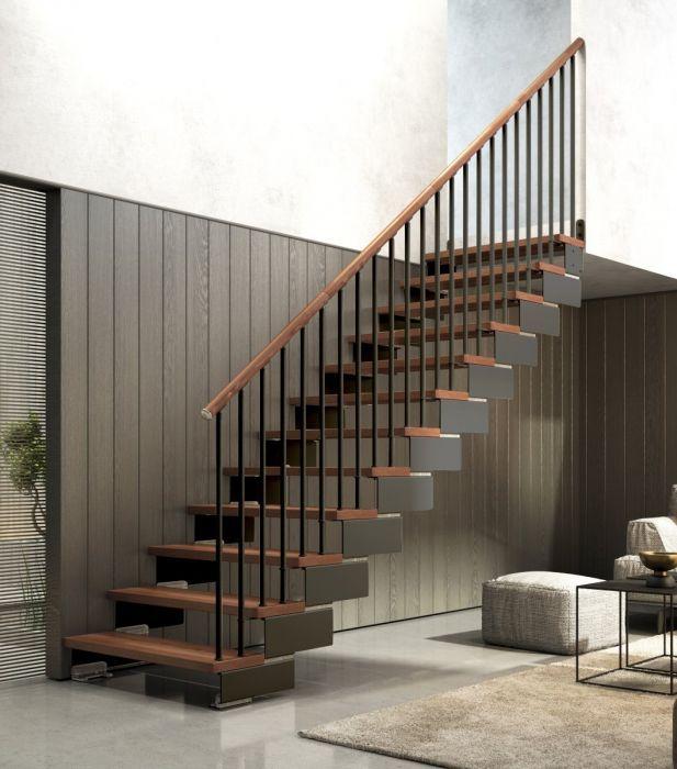 Best Composity Adjustable Modular Staircase Modular Staircase 400 x 300