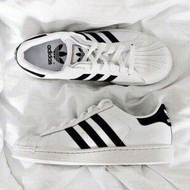 Adidas Superstar Shoes Inside