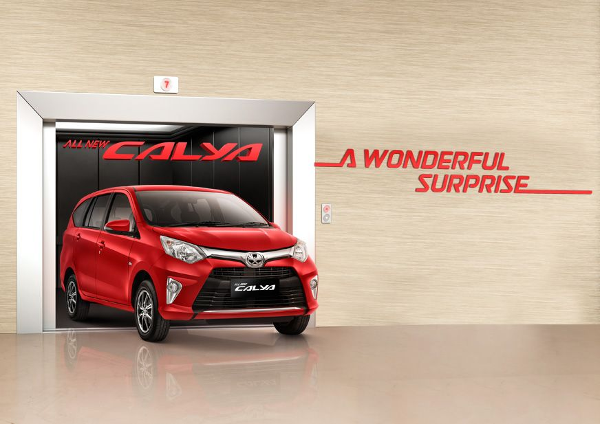 Toyota Calya Mini Mpv Revealed In 15 Images Toyota Semarang Mini