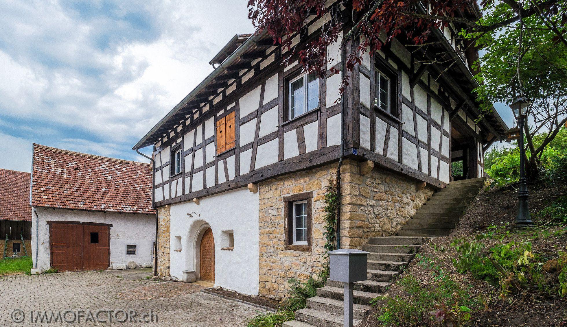 Bauernhaus Altdorf/Thayngen KantonSchaffhausen