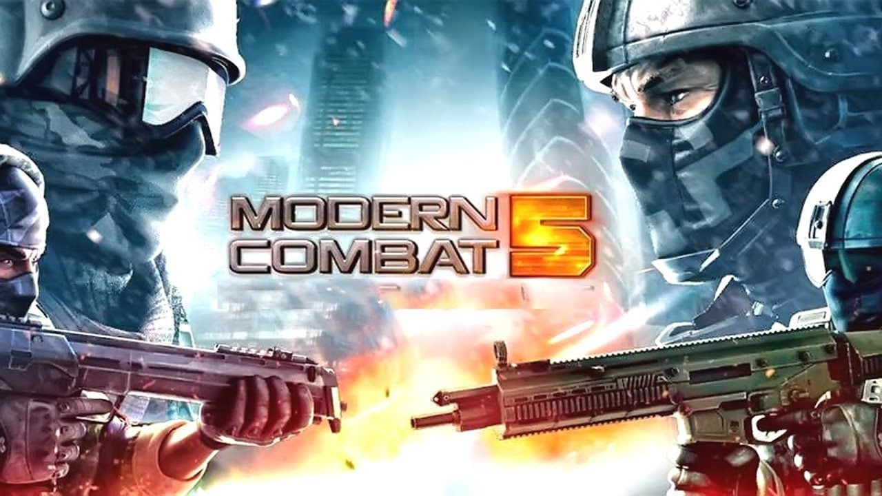 The Ultimate Fight Modern Combat 5 Esports Fps Blackout Game Modern Combat