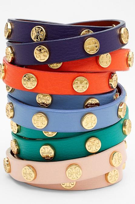 Tory Burch bracelets ArmCandy Kate and Tory Pinterest