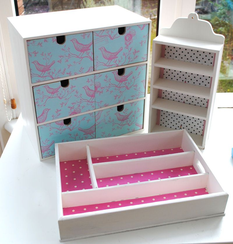 Blanche and Lola New DIY Jewellery Storage Ikea Moppe House