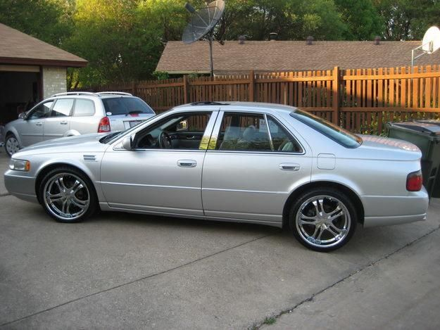 1997 cadillac seville sts specs